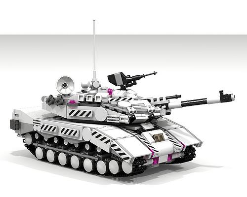 Snow Tank 500w