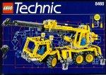 Lego Technic 8460 Review