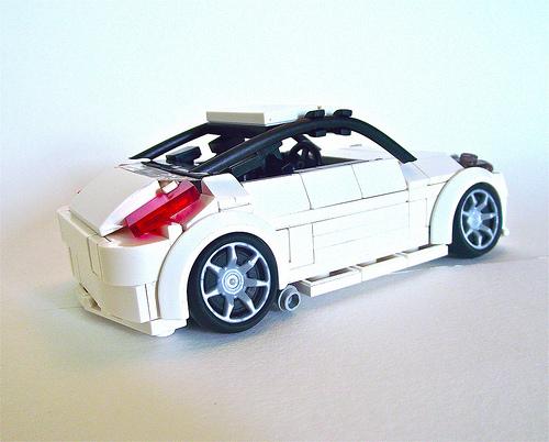 Lego Nissan 350Z Fairlady