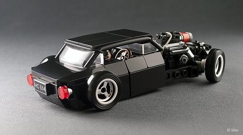 Lego BMW 2002