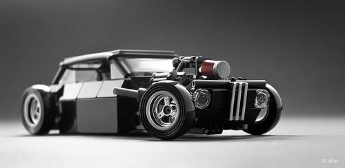 Lego BMW Rat Rod