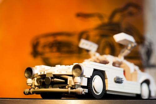 Lego Mercedes-Benz 300 SL