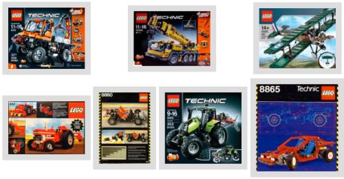 Lego Set Review