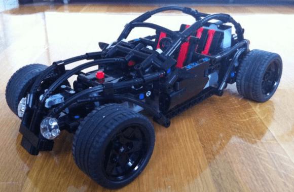 Lego Technic Volksrod