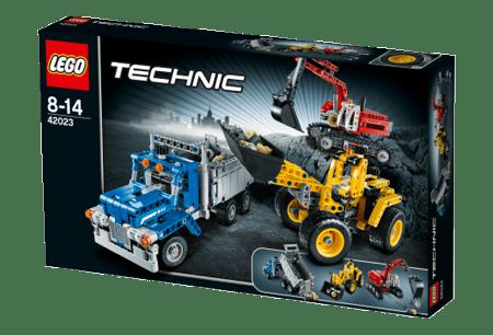 Lego Technic 42023