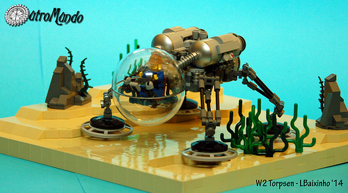 Lego Walker