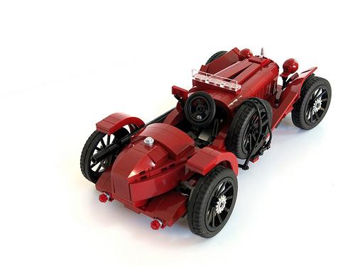 Lego Alfa Romeo 8C 2600