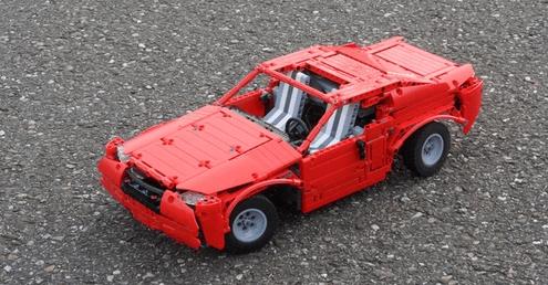 Lego Park Assist