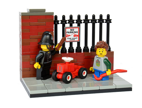 Lego Bobby Car