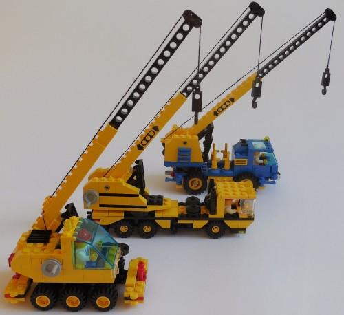LS Cranes