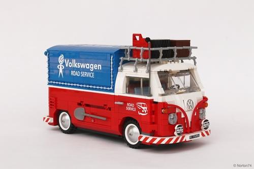 Lego 10220 VW T1