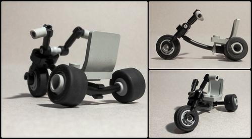 Lego Drift Trike