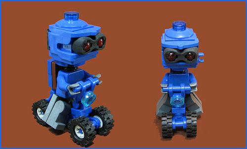 Lego Cute Motorbike