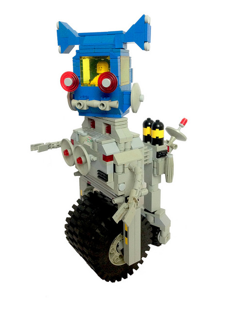 Lego Classic Space Command Roller