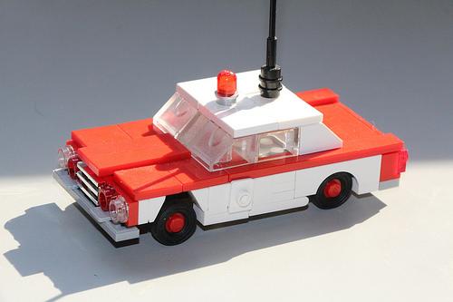 Lego Ford LTD