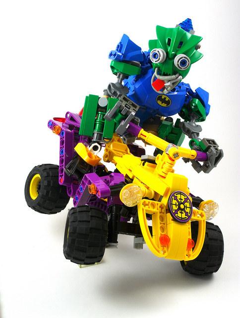 Lego Bionicle Quad ATV