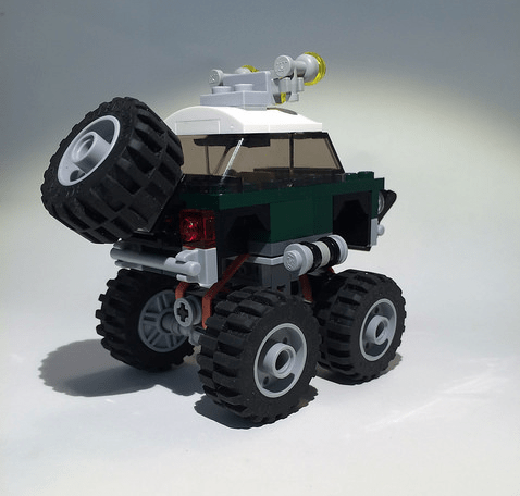 Lego 40109 Redux