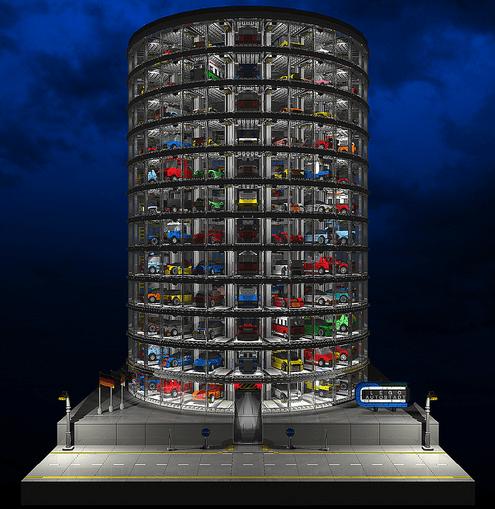 Lego Volkswagen Autostadt
