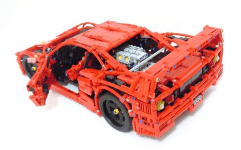 Lego Technic Supercar Ferrari F40