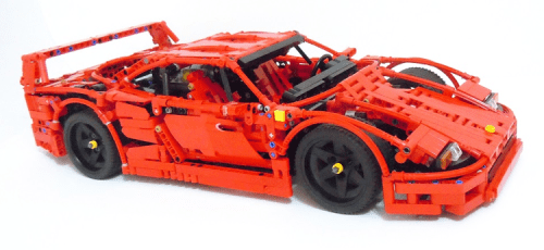 Lego Technic Ferrari F40 Supercar