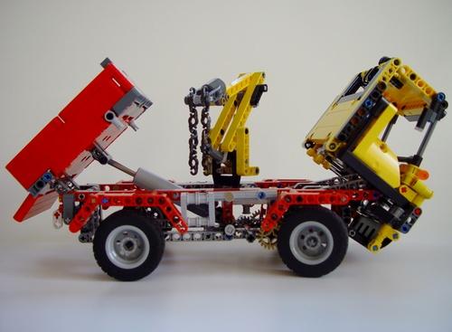 Lego 42024 C-Model