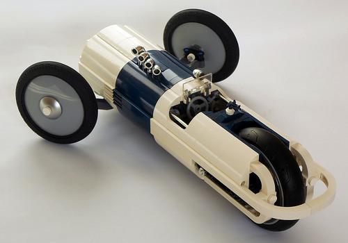Lego Art-Deco Trike