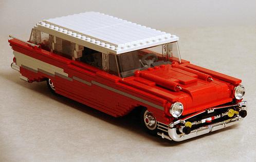 Lego Chevrolet Nomad