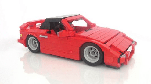 Lego TVR 350S