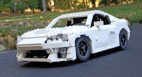 Lego Toyota GT86 Scion FRS Subaru BRZ