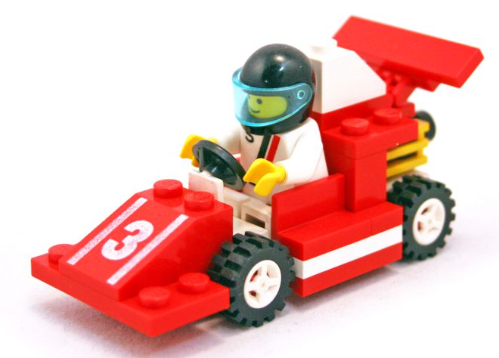 Lego Number 3