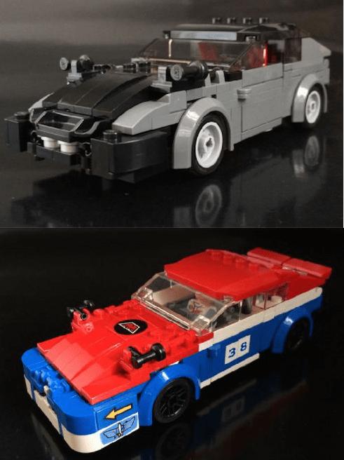 Lego Transformers G1