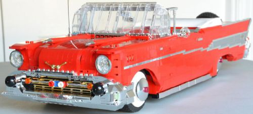 Lego Chevrolet Bel Air
