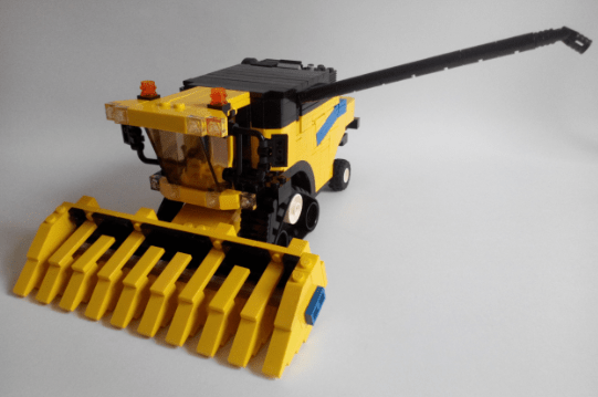 Lego New Holland Combine