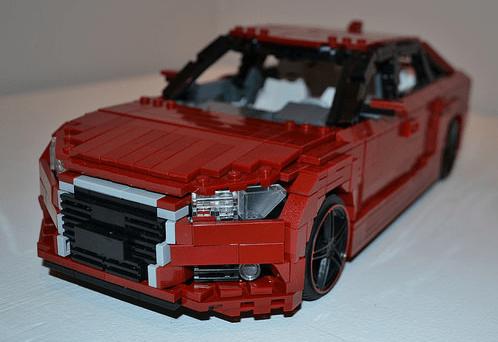 Lego Audi A6