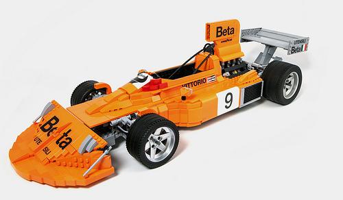 Lego March 751 Formula 1