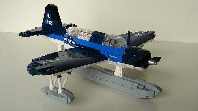 Lego Vought Kingfisher