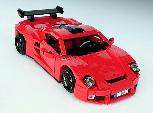 Lego Porsche RUF CTR3 Clubsport