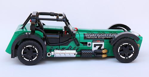 Lego Super Seven