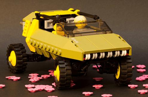Lego Retro Off Roader