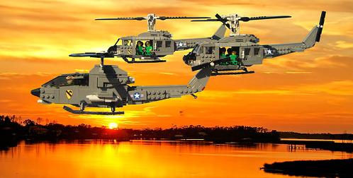 Lego Apocalypse Now