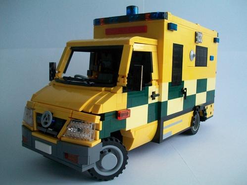 Lego Ambulance