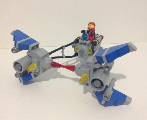 Lego Classic Space Starwars Podracer