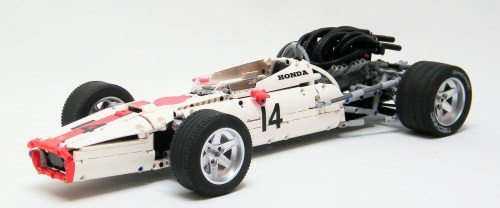 Lego Honda RA300 V12 Formula 1 Grand Prix Racer