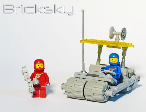Primitive Rover