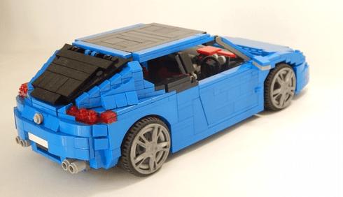 Lego Alfa Romeo Brera