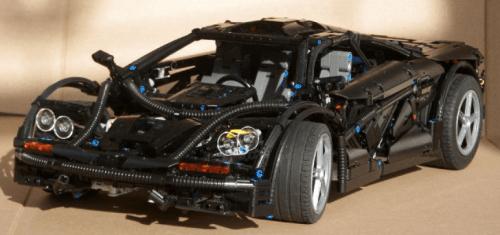Lego Technic McLaren F1