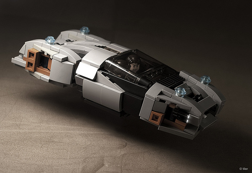 Lego Total Recall