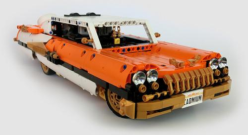 Lego Lowrider