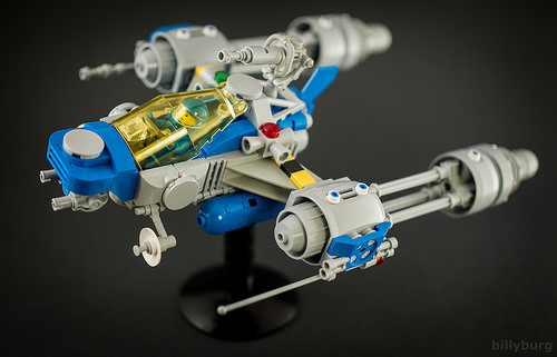 Lego Classic Space Y-Wing