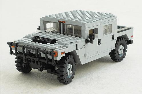 Lego Hummer H1